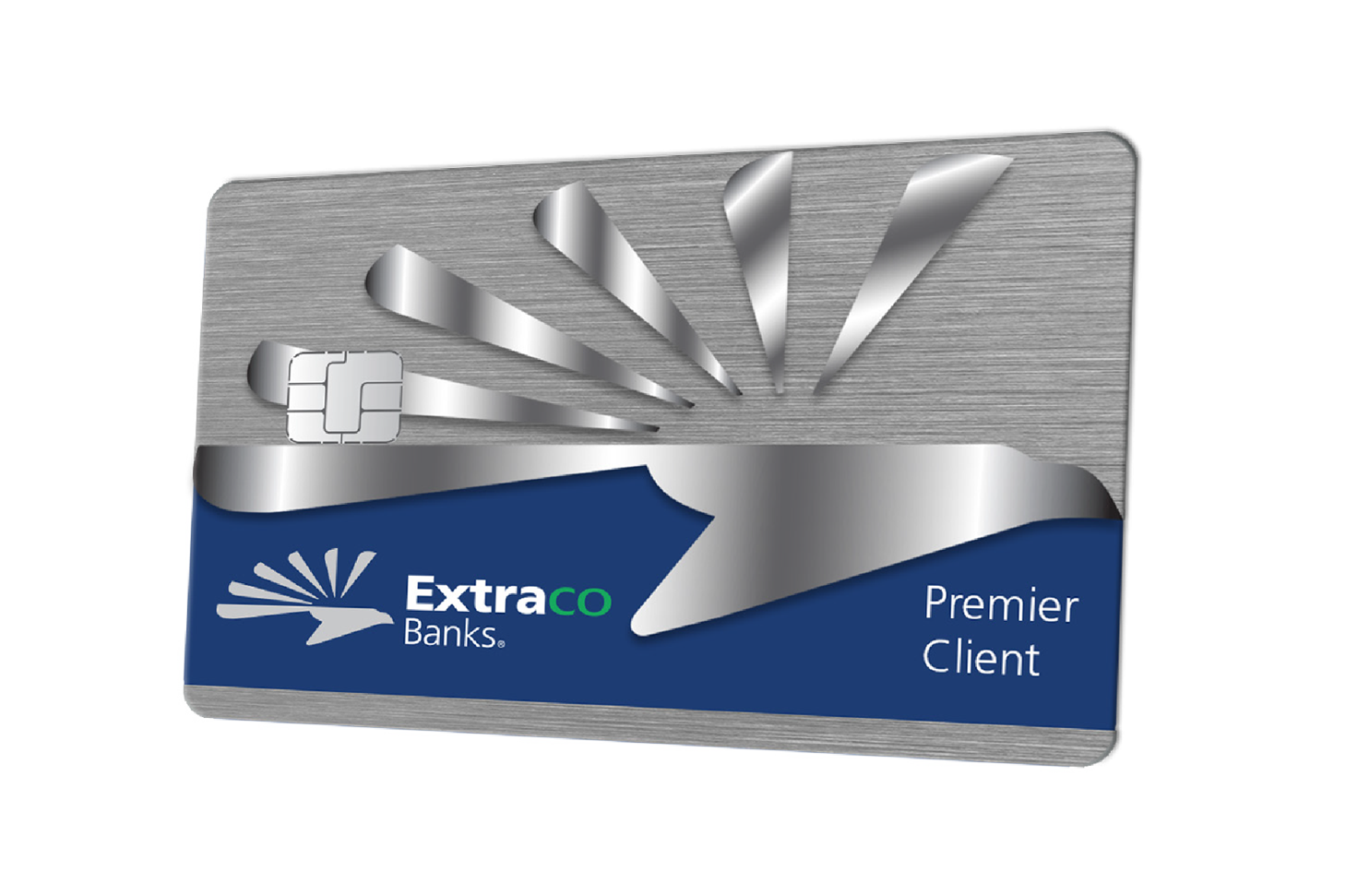 Extraco-premier-client-card