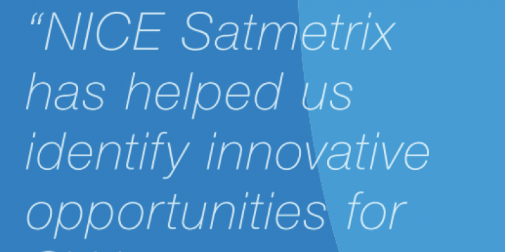 Libby Cain quote for NICE Satmetrix case study