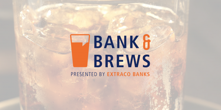 iced tea bank and brews logo