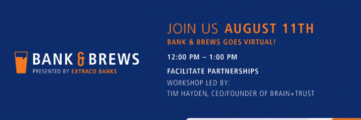 Bank and Brews Information Flyer