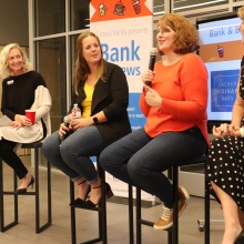 Bank & Brews Panelists