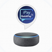 Pay your bills with iPay Quick Pay and Alexa