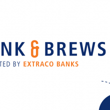 Bank & Brews Web Header - Extraco Banks
