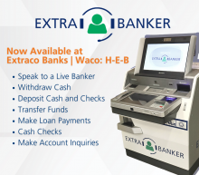 Waco H-E-B ExtraBanker Video Teller
